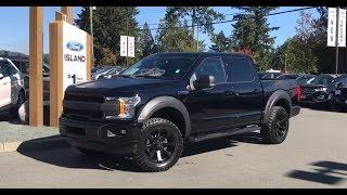2018 Ford F-150 ROUSH XLT V8 SuperCrew 1 of 70 in Canada Review| Island Ford