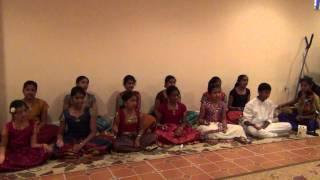 Eka Dhantham - Ragam - Bilahari - Thalam - Misrachapu