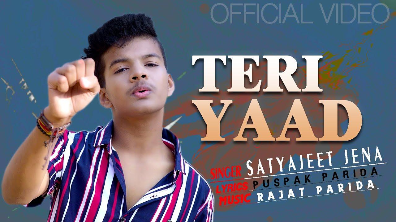 Download Teri Yaad   Satyajeet Jena   Rajat Parida   Official Video   New Hindi Sad Songs 2021