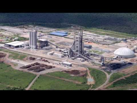 Ohorongo Cement Factory - Namibia