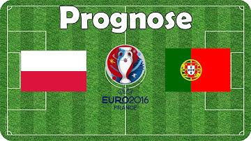 Polen vs Portugal 🍟 EM 2016 🍟 Viertelfinale 🍟 Fifa Prognose