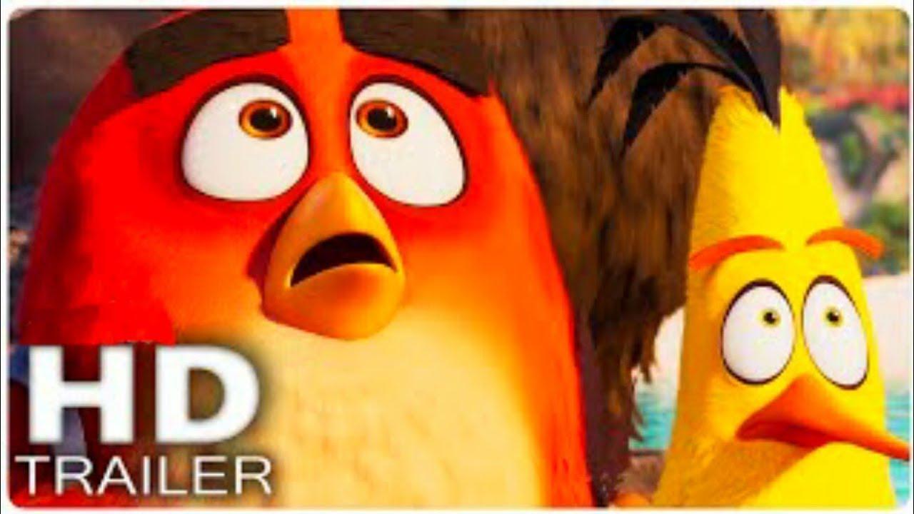 ANGRY BIRDS 2: O Filme | Trailer Oficial Legendado (2019)