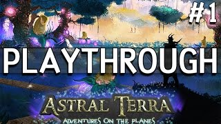 astral Terra - Playthrough #1 with RipperX