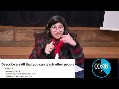 Cue Cards 2021: A Skill That You Can Teach Others