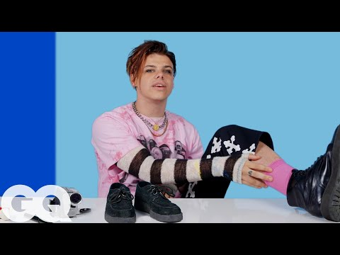 10 Things Yungblud Can't Live Without | GQ