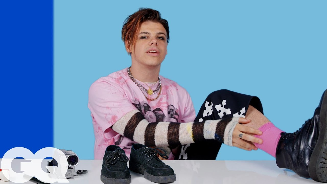 10 Things Yungblud Can't Live Without