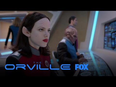 Alara Receives Unexpected Information About The Archaeologist | Season 1 Ep. 9 | THE ORVILLE
