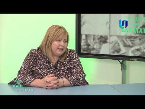 TeleU: Dr. Lavinia Stelea la Drumul spre Sănătate