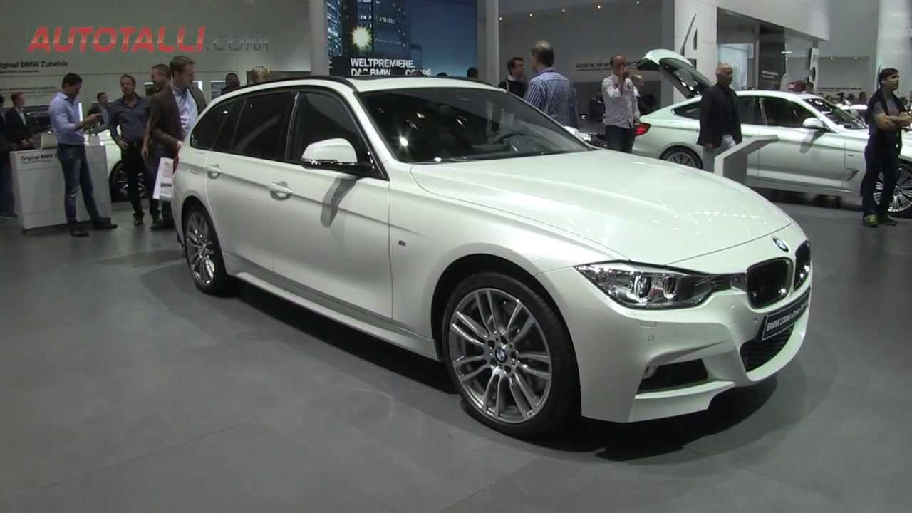 bmw 330d xdrive touring 2013 youtube. Black Bedroom Furniture Sets. Home Design Ideas