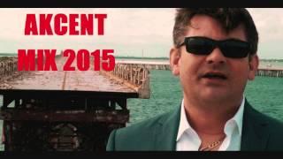 Akcent - Mix Przebojów Vol 1 (Mix 2015)