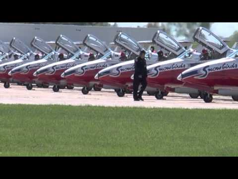 Wings Over Waukegan Airshow 2012 Highlights