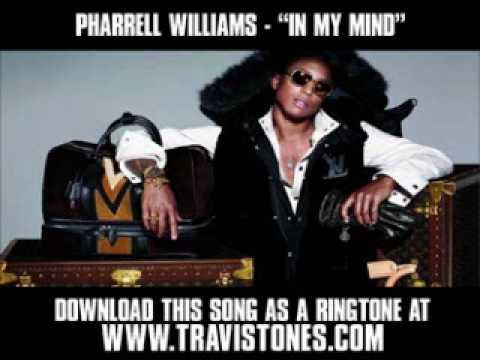 """Pharrell Williams - """"In My Mind ( Travis Barker Remix )"""" [ New Video + Lyrics + Download ]"""