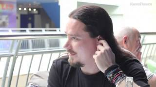 Tuomas and Marco Interview Kinopoisk Russian