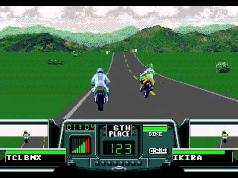 Road Rash 3 - United Kingdom Level 1