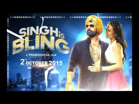 Singh is Bling | Official Trailer | Tung...