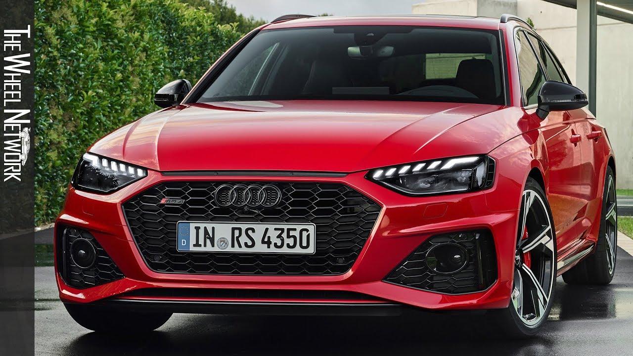 2020 Audi Rs4 Avant Exterior Interior