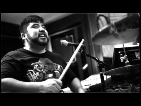 """My band covered """"Chandelier"""" by SIA. I recorded everything in my home studio.  http://www.nimbitmusic.com/heroslastmission/#untitled"""