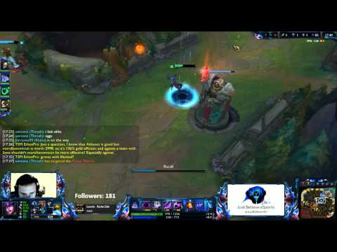 A game of LoL with a Riot employee?!