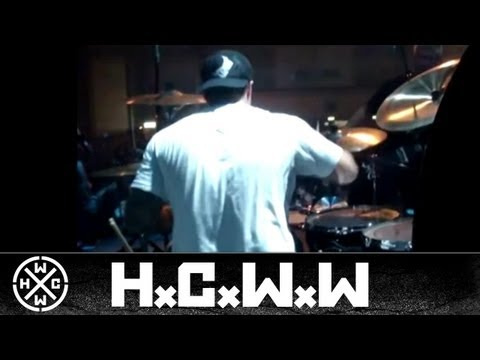 BIOHAZARD - DRUM CAM - PERISTENCE TOUR 2009 - DRESDEN - PART 2 (OFFICIAL HD VERSION)