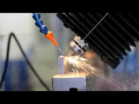 EDM Precision Technologies - Fast Hole Drilling