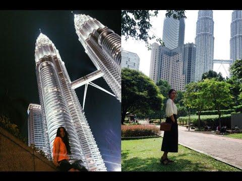 Travel Series: Kuala Lumpur    Suria KLCC   Petronas Twin Towers