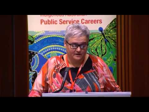 Launch of the Commonwealth Aboriginal and Torres Strait Islander Employment Strategy November 2015