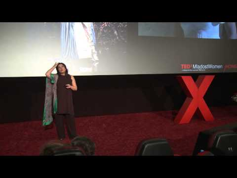 The power to overcome and move forward. | Darina Takova | TEDxMladostWomen