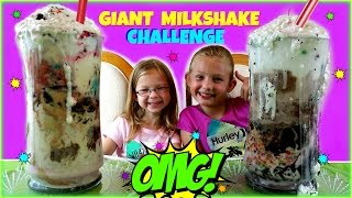 Baixar WORLD'S LARGEST MILKSHAKE CHALLENGE - Magic Box Toys Collector