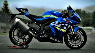 Introducing the 2017 Suzuki GSX-R1000R