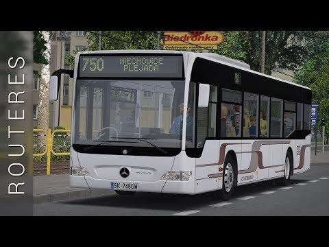 OMSI 2 - MB Citaro Facelift