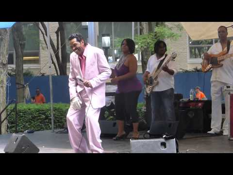 "Bobby Rush - ""Hoochie Coochie Man...""/ medley... 7/24/14"