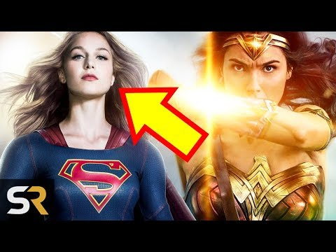 5 Supergirl Movie Rumors We Hope Are True from YouTube · Duration:  3 minutes 50 seconds