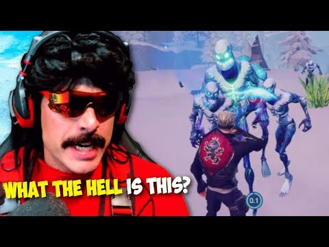 DrDisRespect's First Game After ICE STORM Event in Fortnite (1/21/19)
