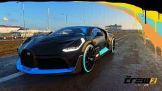 The Crew 2 Pro Settings For Bugatti Divo