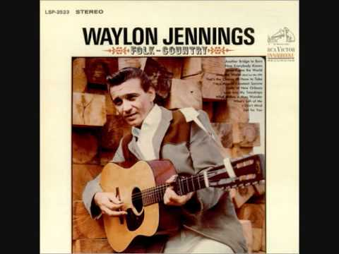 Waylon jennings stop the world and let me off