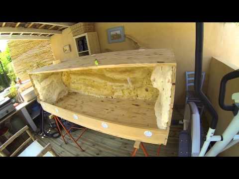 tuto fabrication d 39 un d cors fond de terrarium 1 doovi. Black Bedroom Furniture Sets. Home Design Ideas
