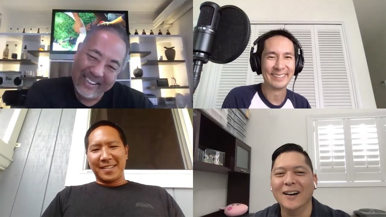 Hisessions Hawaii Podcast Episode #30 -  Darin Yap