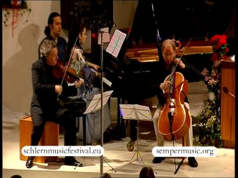 2012 Schlern Music Festival -- Brussilovsky/Ivashkin/Barseghyan -- Hovunts: Trio Op. 21