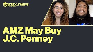 AMZ May Buy J.C. Penny, FB Launches Shops, & Shipping Delays Persist | Helium 10 Weekly News