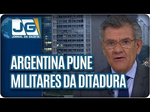 Rodolpho Gamberini/Argentina pune militares da ditadura