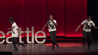 Dance as protest; say their names-see their names-feel their names | NW Tap Connection | TEDxSeattle