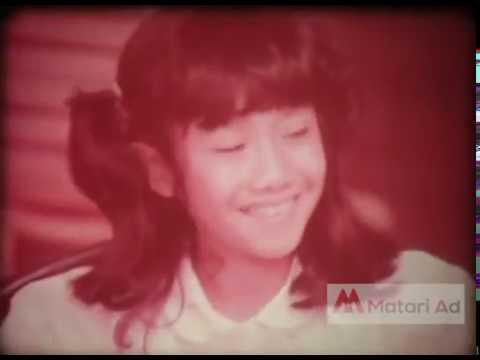 """Iklan Susu """"KLIM"""" Indonesia (Sekitar 1970-an) (By Matari Adversting)"""