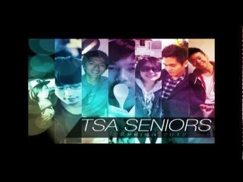 UC Berkeley TSA Graduating Seniors Spring '12