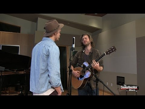 AEA N22 Ribbon Mic Premier with Jamestown Revival and Interview - Sweetwater Minute Vol. 212