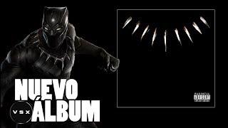 Reseña Black Panther Album