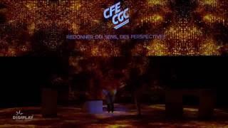 Congrès CFE-CGC : show digital de clôture