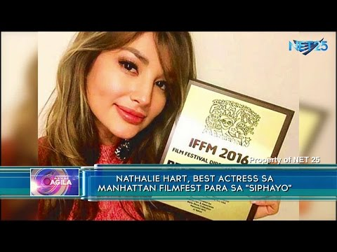 Instagram Nathalie Hart (b. 1992) naked photo 2017