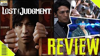 Lost Judgment Review