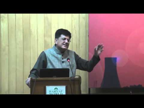 Piyush Goyal on India's need for coal for power generation