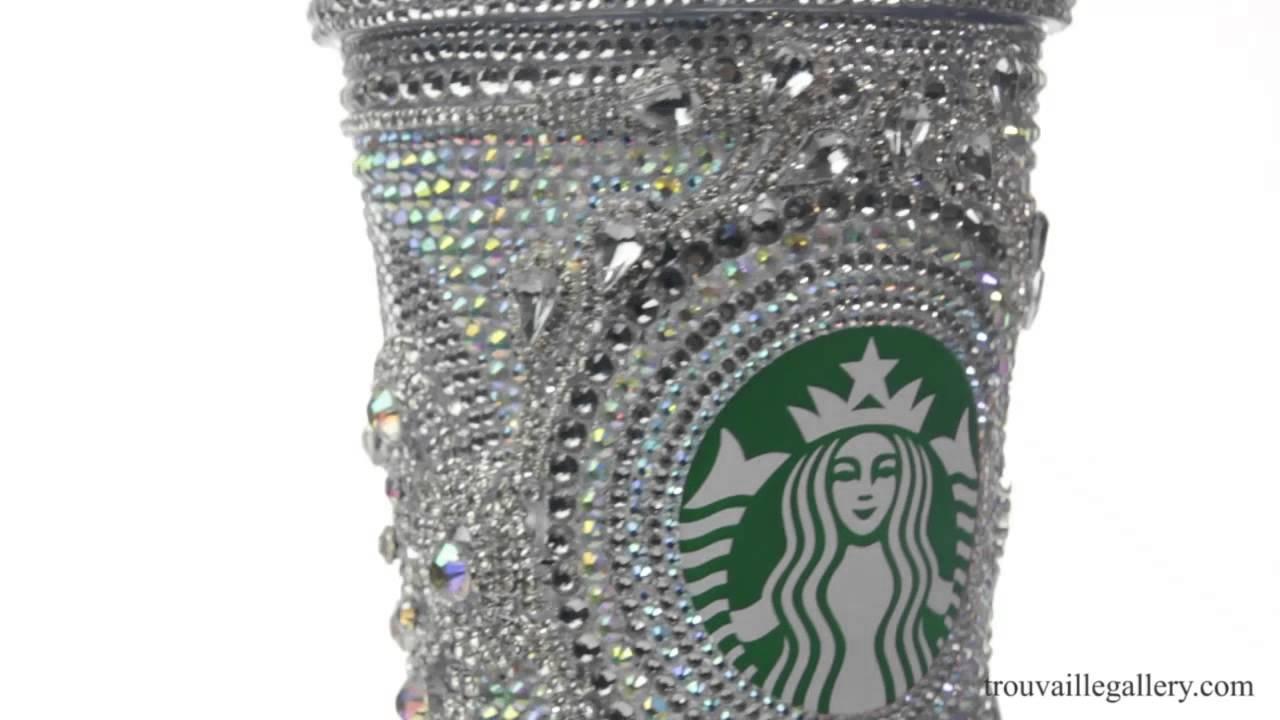 Swarovski Starbucks Mug Emma Youtube
